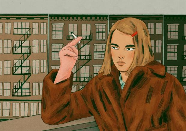 Ένα zine για τον Wes Anderson