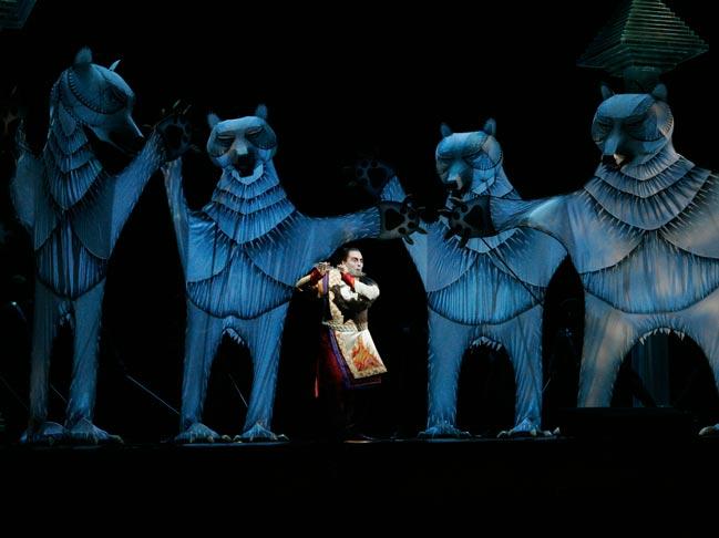 «The Magic Flute» in Preveza