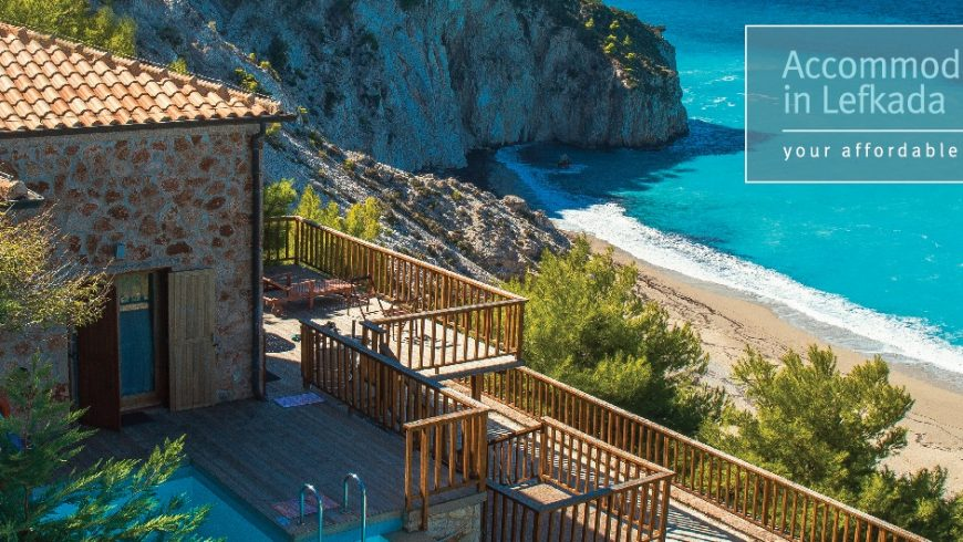The luxurious guide of the Business Federation Union for Rooms, Accommodation in Lefkada your Affordable Luxury has been published for the second time