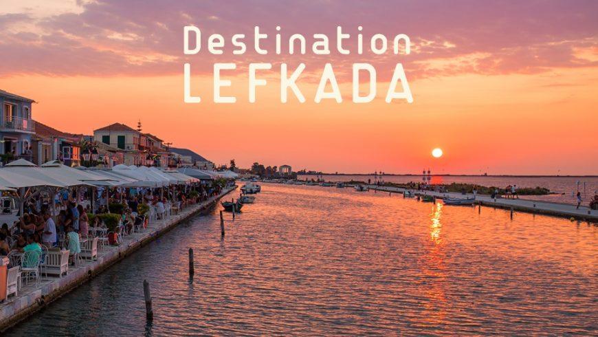 Destination Lefkada 2018 is complete