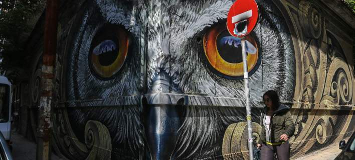 Πώς η θυμωμένη street art μεταμόρφωσε την Αθήνα σε μια πιο μοντέρνα πόλη