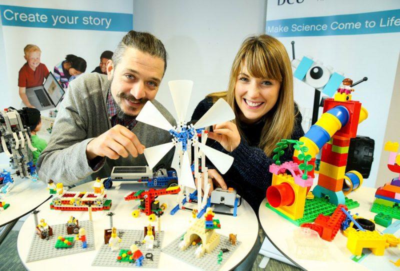Για πρώτη φορά στην Ελλάδα το Παγκόσμιο Πρόγραμμα της LEGO Education Academy