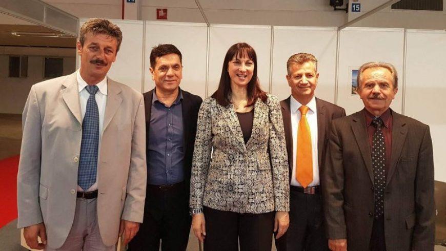 Συμμετοχή της Ομοσπονδίας Ενοικιαζομένων Δωματίων Λευκάδος στην 1η Έκθεση ΜΙΤΕ