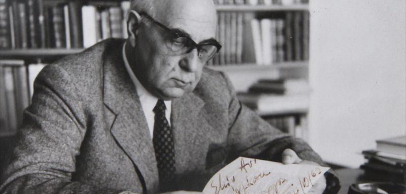 Η ομιλία του Γιώργου Σεφέρη στην Στοκχόλμη το 1963 όταν τιμάται με το Νόμπελ Λογοτεχνίας