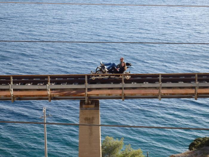 Τι είναι ο σιδηροδρομικός ποδηλατοτουρισμός -Ιδανική άθληση και ΑμΕΑ