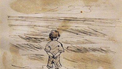 Οι μεγάλοι ζωγράφοι όταν ήταν μικροί
