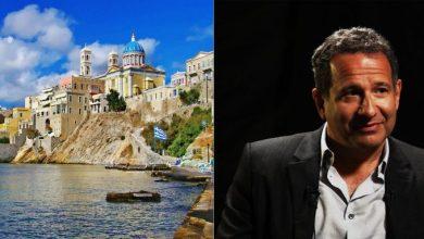 Σχολή κινηματογράφου στη Σύρο: το επαναστατικό όραμα του Steven Bernstein