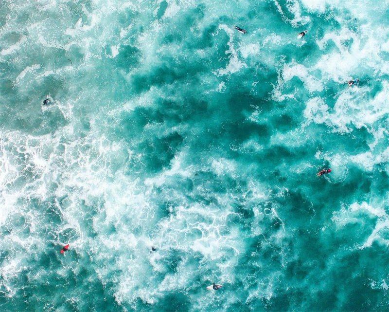 Οι παραδεισένιες παραλίες του πλανήτη στο drone του Seth Willingham