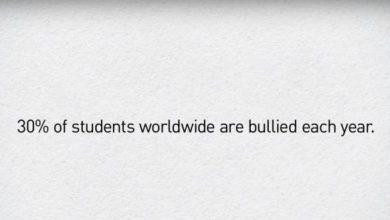 Ένα διαφορετικό βίντεο κατά του μπούλινγκ