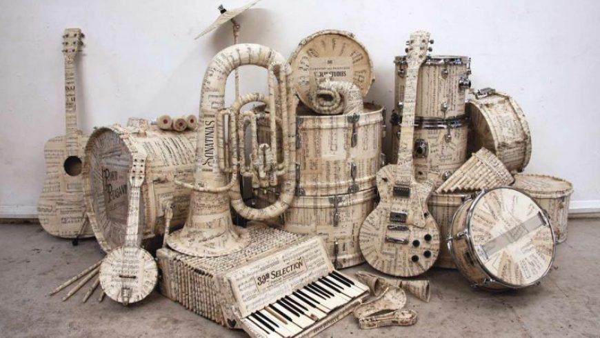 «Από σκουπίδια…μουσική» στη Δημόσια Βιβλιοθήκη Λευκάδας