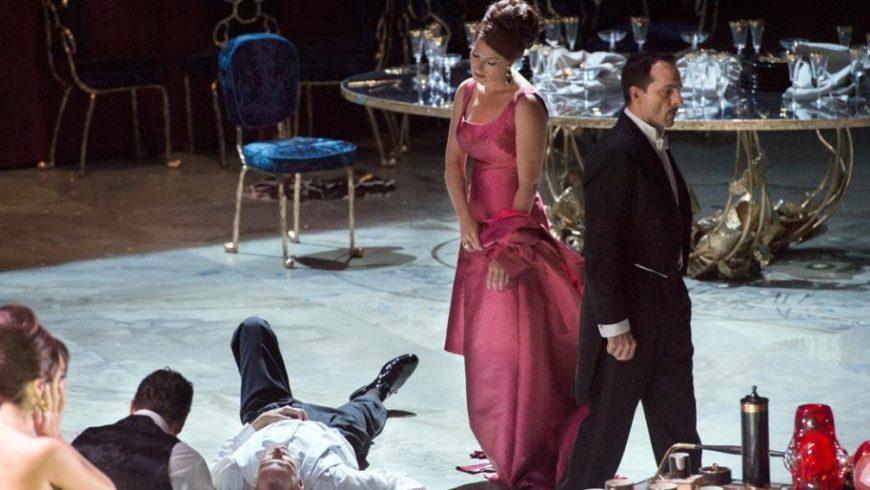 «Ο Εξολοθρευτής Άγγελος» από τη Metropolitan Opera στην Πρέβεζα