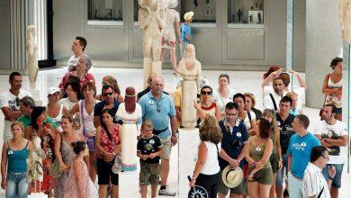 Άνω των 100 εκατ. ευρώ τα έσοδα από τα μουσεία