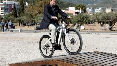 Το ποδήλατο βασικό εργαλείο του εναλλακτικού τουρισμού