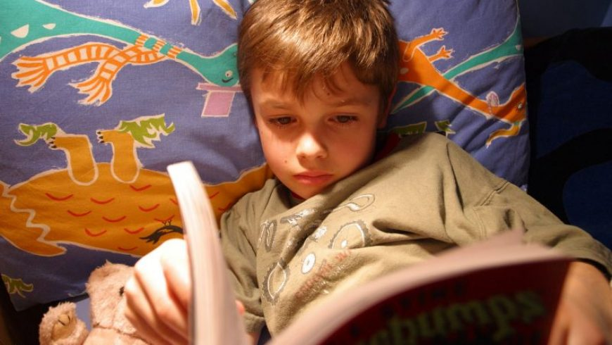 How many of us still read a book in bed?