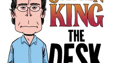 Μαθήματα ζωής σε κόμικ από τον συγγραφέα Στίβεν Κινγκ