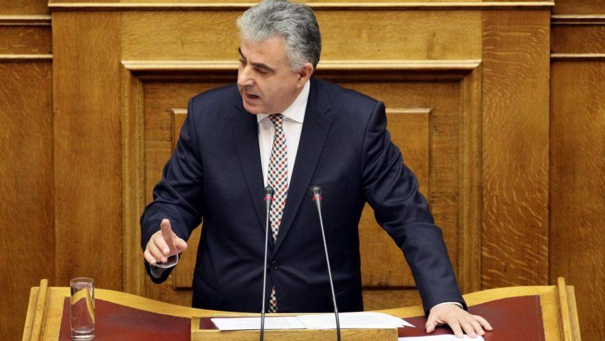 Ο βουλευτής Λευκάδας επαναφέρει το ζήτημα της υποθαλάσσιας ζεύξης
