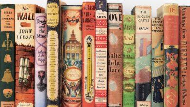 Τέχνη στα καλύμματα των βιβλίων του 20ου αιώνα