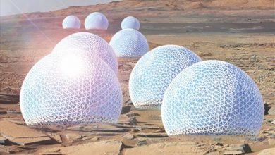 Μια πόλη για τον Άρη από το ΜΙΤ