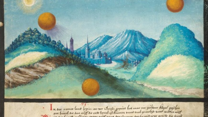 The Book of Miracles: Rare Medieval Illustrations of Magical Thinking
