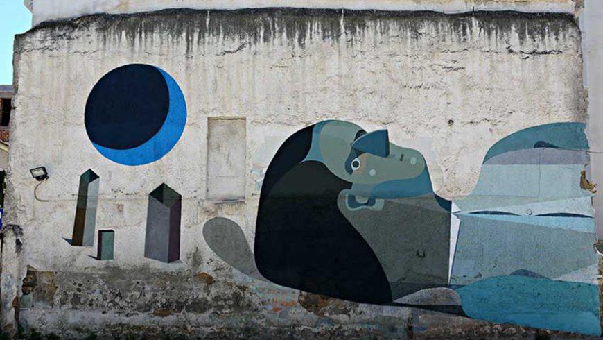 Ζεις στην Πάτρα και κατέχεις έναν βαρετό, γκρίζο ή αδιάφορο τοίχο; – Άλλαξε την πόλη