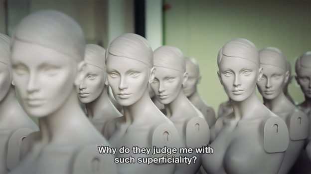Irregulars: A Short Documentary Traces Cyrille Kabore's Harrowing Journey as a Refugee Set Against a Mannequin Factory