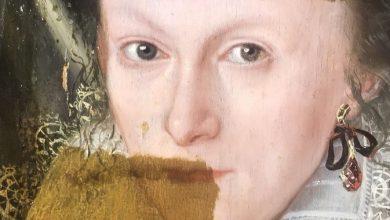 Δείτε σε fast-forward την αποκατάσταση ενός πίνακα 400 ετών μέσα από μερικά σχεδόν εθιστικά βίντεο