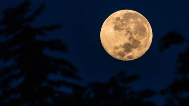 Ποδαρικό με το πιο φωτεινό φεγγάρι για το 2018