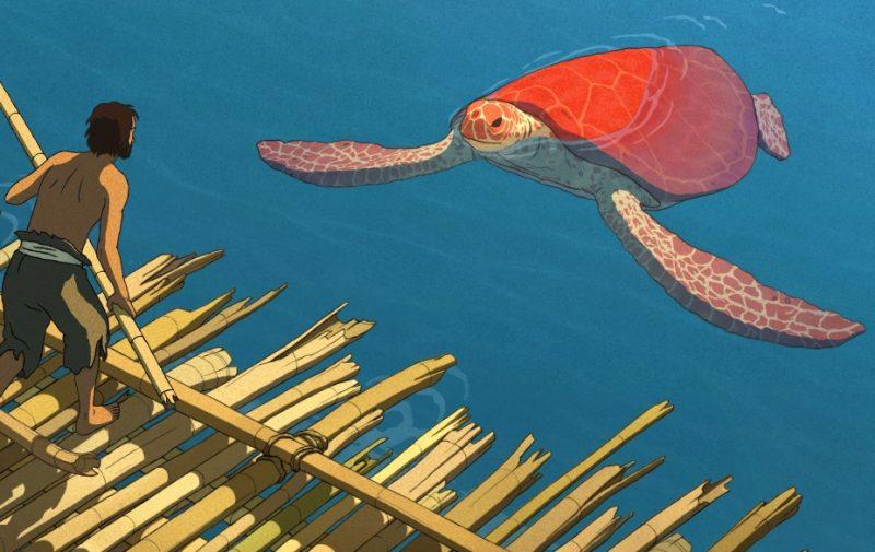 «Η Κόκκινη Χελώνα» από την Κινηματογραφική Λέσχη «Ορφέα»