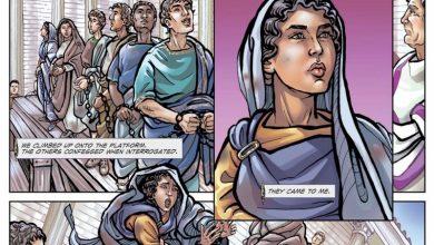 Αναζητώντας τις ρίζες του κόμικ στην αρχαιότητα