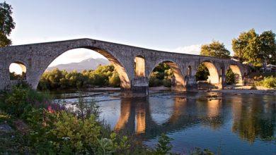 Η πανέμορφη πόλη-κόσμημα με το φημισμένο γεφύρι