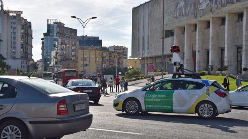 Εκλογικές έρευνες μέσω εικόνων του Google Street View