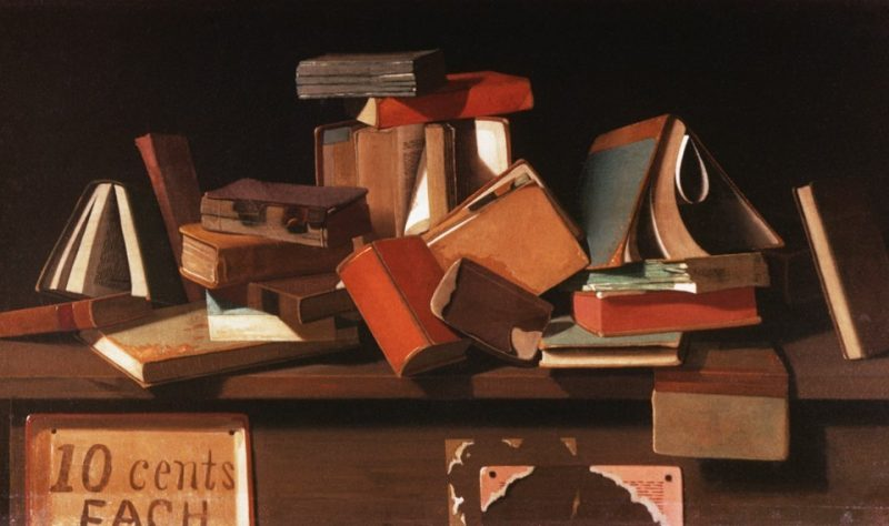 Why we forget most of the books we read