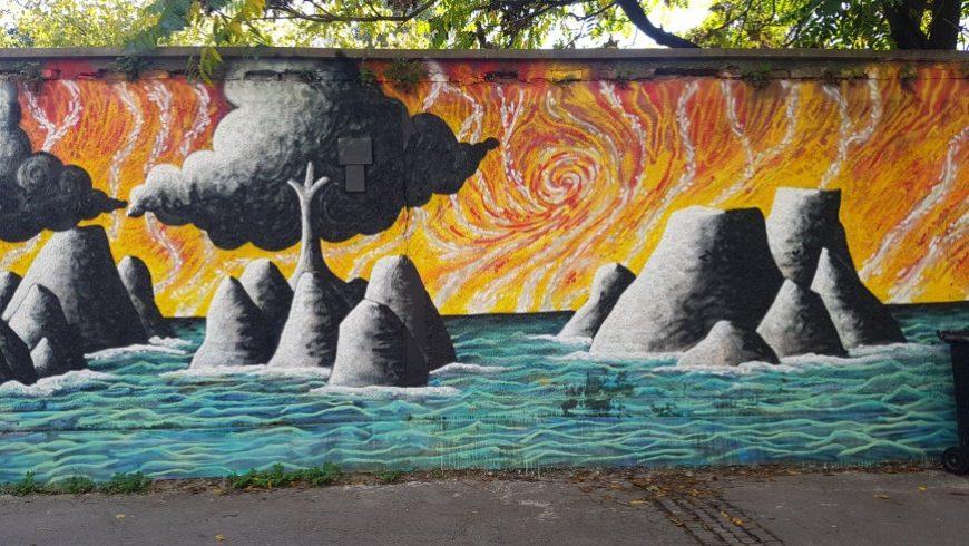 Αναζητώντας τα πιο ενδιαφέροντα graffiti στις πόλεις της Ευρώπης
