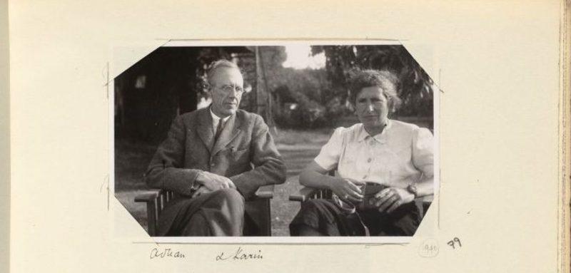 Online από τη βιβλιοθήκη του Χάρβαρντ τα φωτογραφικά λευκώματα της Βιρτζίνια Γουλφ