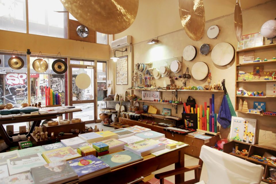Fagotto Books: Το βιβλιοπωλείο στο οποίο θα βρεις τα πάντα για τη μουσική
