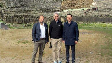 Την Αρχαία Δωδώνη επισκέφθηκε ο αμερικανός πρεσβευτής Τζέφρι Πάιατ