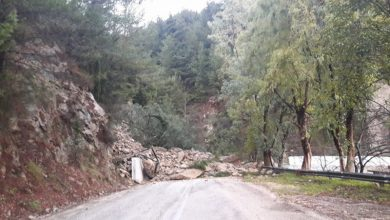 Ενημέρωση για την αποκατάσταση του οδικού δικτύου Καρυάς από τον Αντιπεριφερειάρχη Λευκάδας
