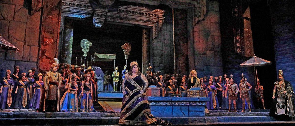 «Σεμίραμις» από τη Metropolitan Opera στην Πρέβεζα