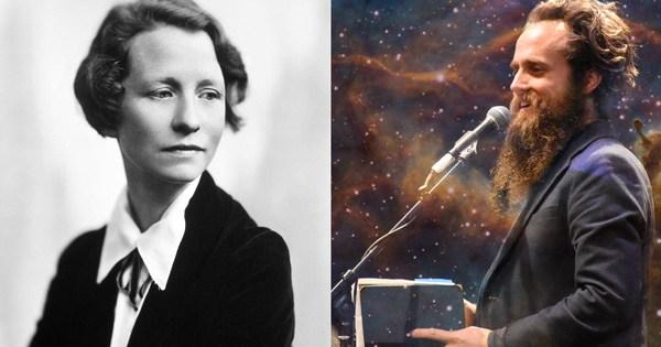 Iron & wine & geometry: Musician Sam Beam reads Edna St. Vincent Millay's sonnet celebrating Euclid