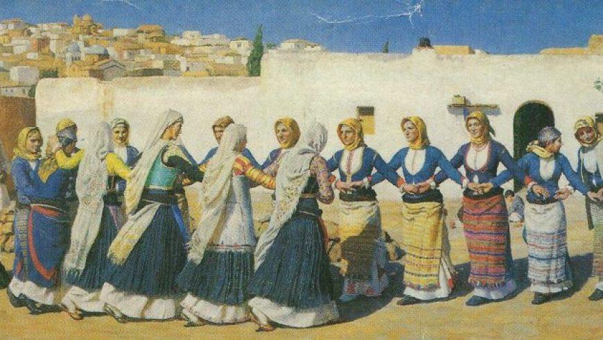 1ο Παραδοσιακό Σεμινάριο Χορών από τον «Αγερμό»