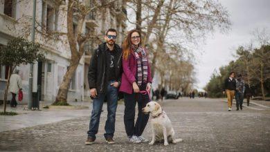 Αυτή είναι η ιστορία της Sugar, τoυ πρώτου diabetic alert dog στην Ελλάδα