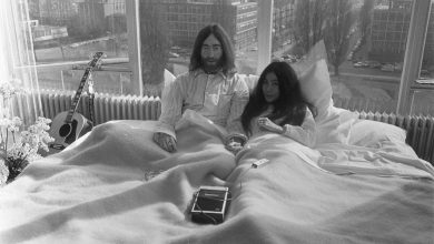 Το ντοκιμαντέρ που γύρισε η Γιόκο Όνο με τον Τζον Λένον για το Bed-ing