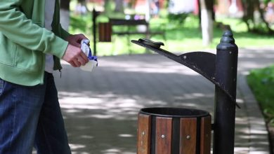 Ενημέρωση της Υπηρεσίας Καθαριότητας του Δήμου Λευκάδας