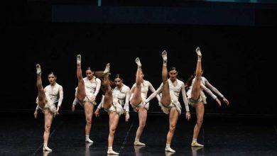 Ελληνικές διακρίσεις σε διεθνή διαγωνισμό χορού