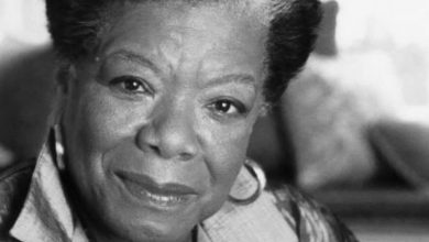 Life doesn't frighten me: Maya Angelou's courageous children's verses, illustrated by Basquiat