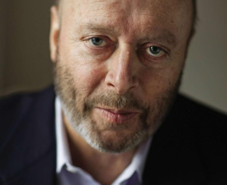"""Christopher Hitchens on animal Rights, our human hubris, and the lesser appreciated moral of George Orwell's """"Animal Farm"""""""
