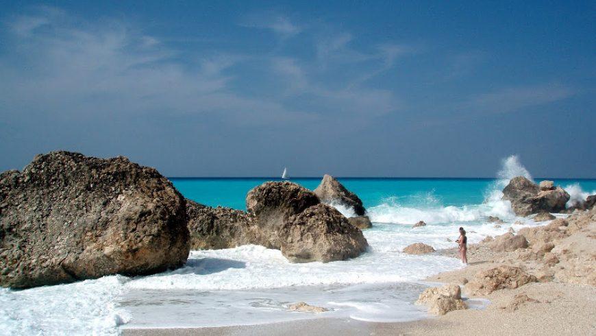 3 παραλίες της Λευκάδας στη λίστα των καλύτερων παραλιών του European Best Destination