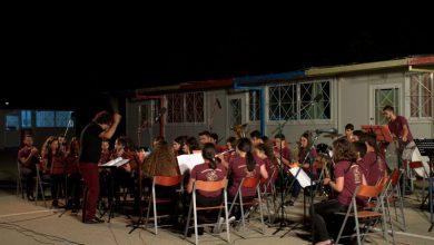 Τρεις συναυλίες της Μπαντίνας του Μουσικού Σχολείου Λευκάδας στην Πελοπόννησο