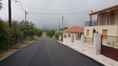 Ολοκληρώθηκε η ασφαλτόστρωση των δημοτικών οδών Κομηλιού