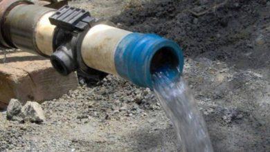 Διακοπή υδροδότησης από το παλαιό δίκτυο & σύνδεση με τον νέο αγωγό νερού στη Νικιάνα